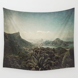 a piece of heaven Wall Tapestry