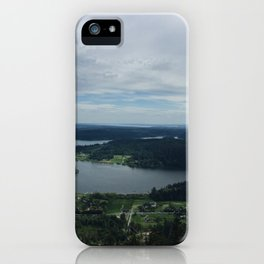 Lookout IV iPhone Case