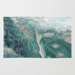 above val canzoi Rug