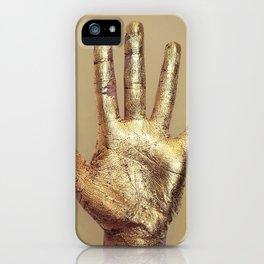 Midas iPhone Case