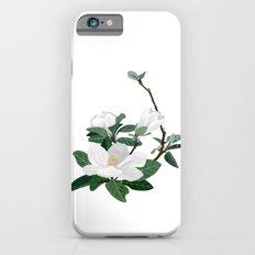 Magnolia Flowers iPhone 6s Slim Case