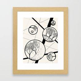 DK-143 (2014) Framed Art Print