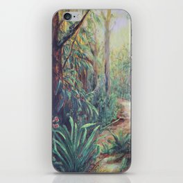 The Dragon Watches iPhone Skin