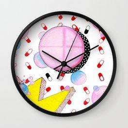 Pop Addy Wall Clock