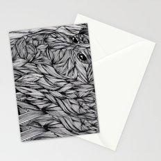 Man inside Stationery Cards