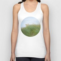 dune Tank Tops featuring Dune Grass by A Wandering Soul