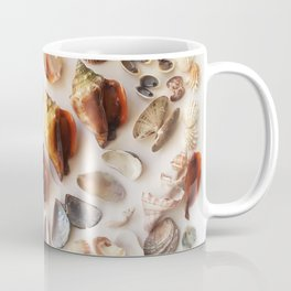 Cockles & Conch Coffee Mug