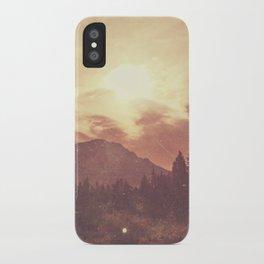 Kananaskis Country iPhone Case