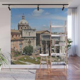 Roman Forum (Rome, Italy) Wall Mural