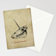 Equus Cornualis Stationery Cards