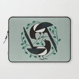 The Joy of Spring Laptop Sleeve