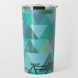 Tour de'Triangle Travel Mug