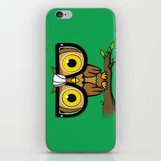 The Little Wise One iPhone & iPod Skin