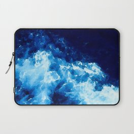 The Deep Blue Sea Laptop Sleeve