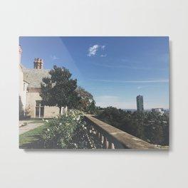 LA Hike Metal Print