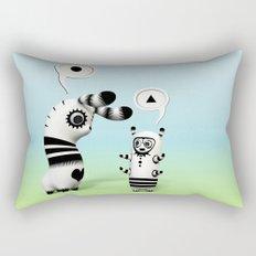 Lally Lama Rectangular Pillow