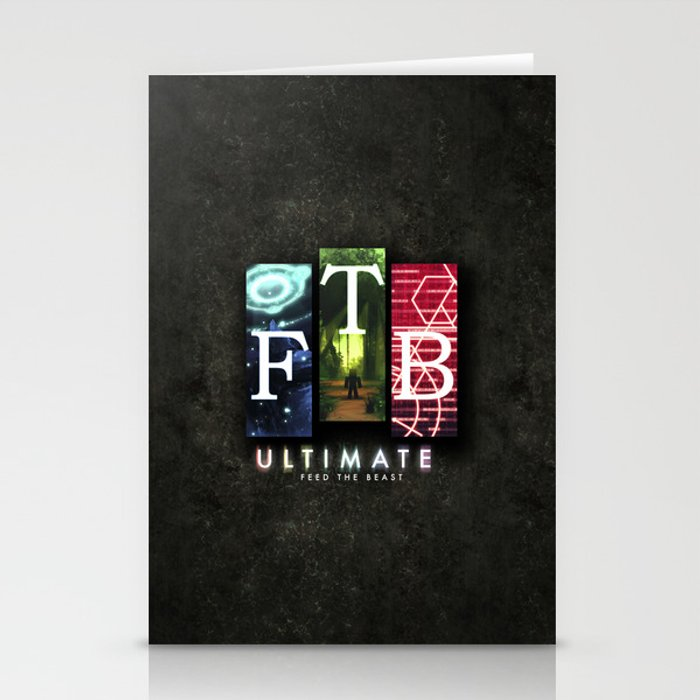 Ultimate Stationery Cards