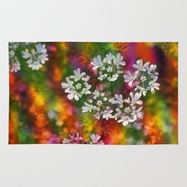 Floral Splash Rug