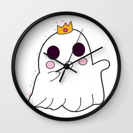 The Ghost queen Wall Clock