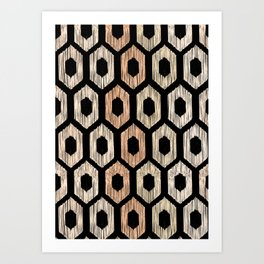 Animal Print Pattern Art Print
