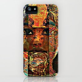 King Tut series 1 iPhone Case