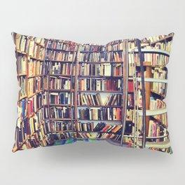Books Pillow Sham