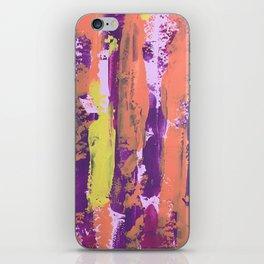 Paint (warm) iPhone Skin
