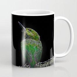 Tody Bird digital art Coffee Mug