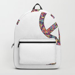 Hippie Peace | Hippies Costume Gifts Backpack