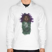 cyrilliart Hoodies featuring Rue's Lullaby by Cyrilliart