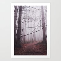 Another Foggy Day Art Print