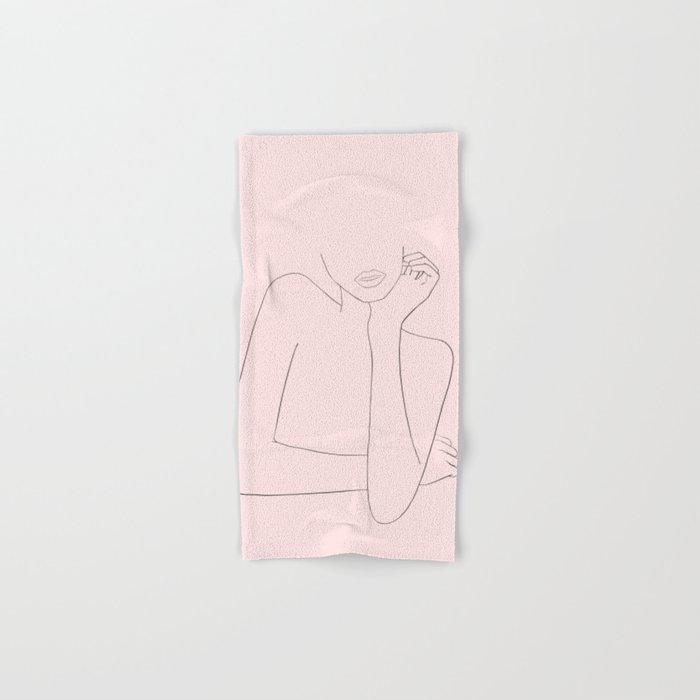 espoir Hand & Bath Towel