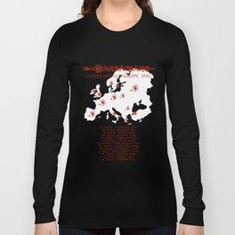 Barbarians 1982 Long Sleeve T-shirt