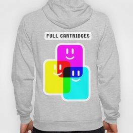 CMYK Full Cartridges | Emoji Version Hoody