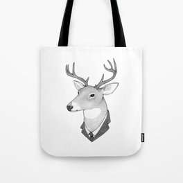 Mr. Deer Tote Bag