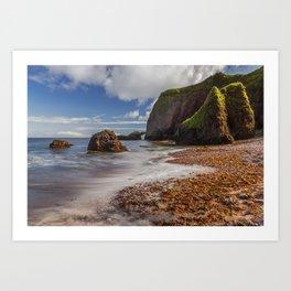 Coastal Dreams Art Print