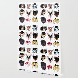 Pop Dogs Wallpaper
