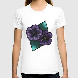GeoFlowers T-shirt