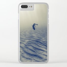 140701-4885 Clear iPhone Case