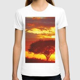 Glowing African Morning T-shirt