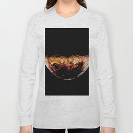 Man In The Moon Long Sleeve T-shirt