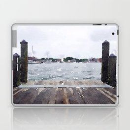 The Pier Laptop & iPad Skin
