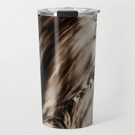 Swerve (Brown) Travel Mug