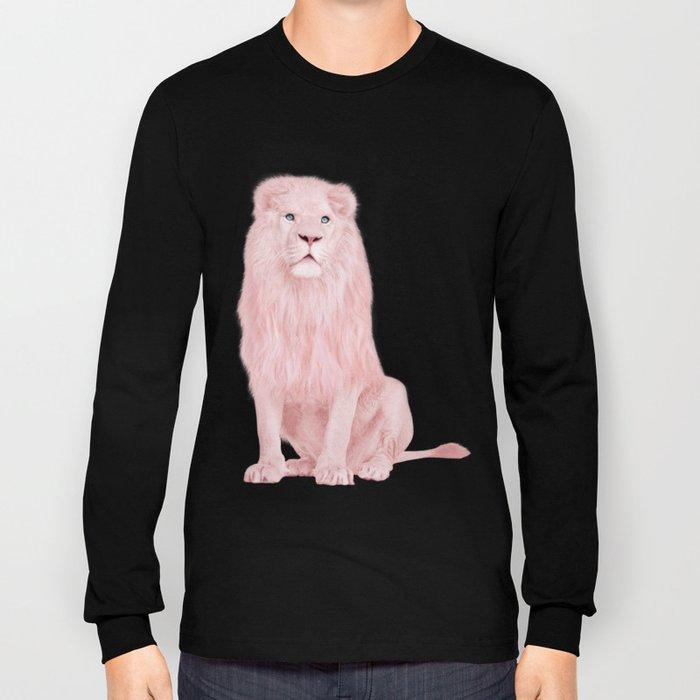 PINK LION Long Sleeve T-shirt