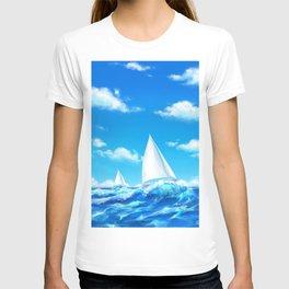 Enjoy summer vacation T-shirt