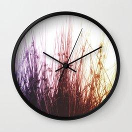 Autumn Splash Wall Clock
