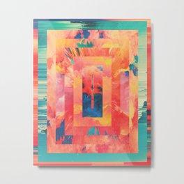 Introspection Metal Print