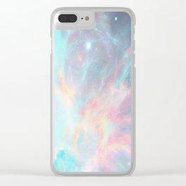 Phoenix (Air) Clear iPhone Case