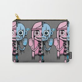 Two Halves Carry-All Pouch
