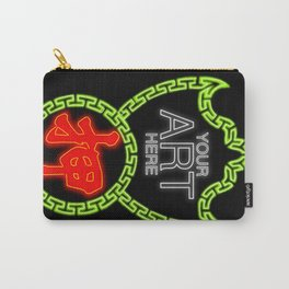 YOUR ART HERE Carry-All Pouch